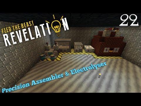 Let's Play Minecraft FTB Revelation - Episode 13 - Liquid Meat Hmmmm