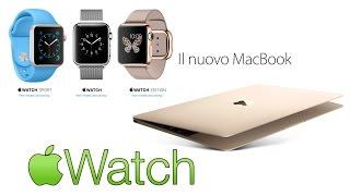 Live Apple Watch Event (DIFFERITA DELLA DIRETTA DEL 9 MARZO)