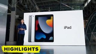 Watch Apple reveal the new iPad!