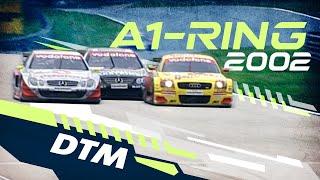 DTM A1-Ring Spielberg 2002 Weekend (Best Races Re-Live)