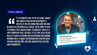 David Fergusson, Executive Managing Director M&A&Technology Practice Leader,Generational Equity, LLC - Webinar on how to Help Governments, Health and Travel Organizations Deploy a WIShelter Covid-19
