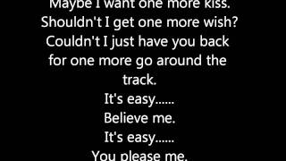 Dragonette - You please me. Lyrics on Screen.