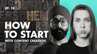 How to Stand out When you Start on Youtube — w/ Melinda Livsey and Rahul