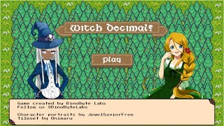 Witch Decimal is Out Now!