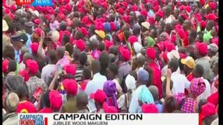 Campaign Edition : Uhuru Kenyatta's speech at Makueni