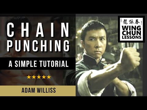 How to Chain Punch - 4 Tips You MUST Master [Tutorial]