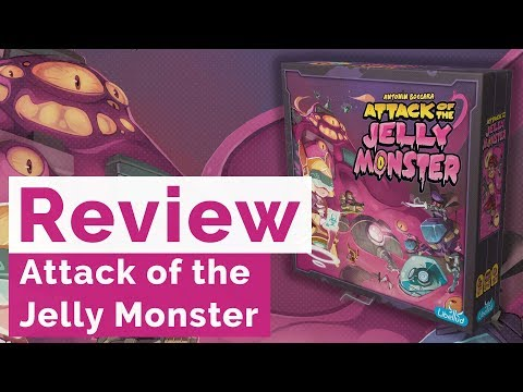 Attack of the Jelly Monster: Review