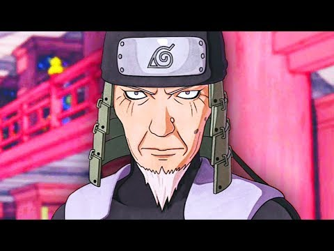 Naruto to Boruto Shinobi Striker PC - Hiruzen (3rd Hokage