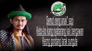 Syiir Semut Ireng Gus Ali Mafia Sholawat Video Lirik