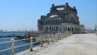 Plaja Mamaia, Faleza Si Cazinoul Din Constanta