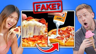 10 Tricks Advertisers Use To Make Food Look Delicious | Generations React