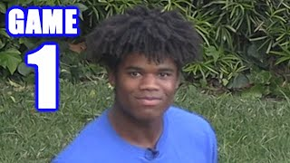 WE INVENTED A NEW SPORT! | On-Season Grassketball Series | Game 1