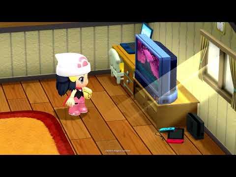 Видео № 0 из игры Pokemon Brilliant Diamond / Shining Pearl (Double Pack) [NSwitch]