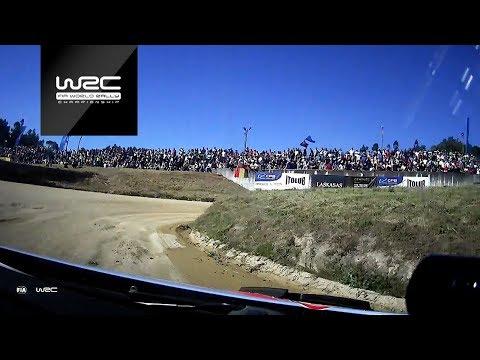 WRC - Rally de Portugal 2019: Shakedown ONBOARD Neuville