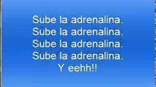 Wisin   Adrenalina ft  Jennifer Lopez, Ricky Martin (letra)
