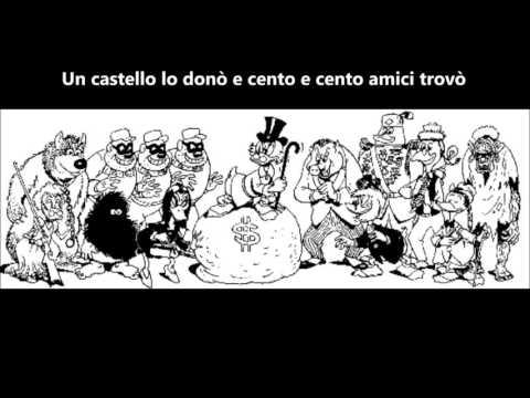 , title : 'Recitativo e Corale (spiegato tramite immagini)(Fabrizio De Andrè cover)'