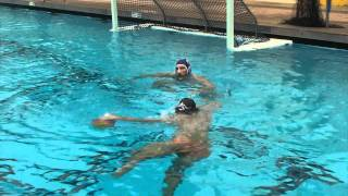 Performance Water Polo - Wrap Shot