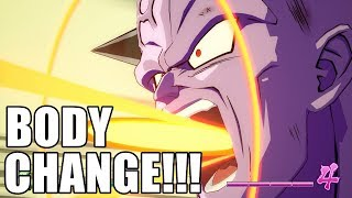 Landing Ginyu Body Change in Ranked Matches!!