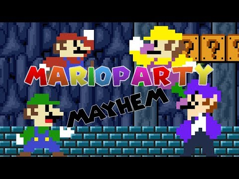 Mario Party Mayhem