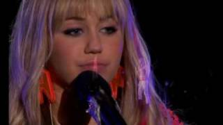 Hannah Montana |  Just a girl Music Video | Official Disney Channel UK