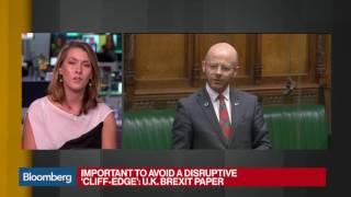 Brexit Paper Seeks 'Freest' U.K.-EU Financial Trade - 3 Feb 17    Gazunda