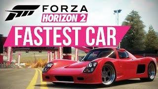 Forza Horizon 2 - FASTEST CAR IN THE GAME&BARN FIND Gameplay Walkthrough Part 37