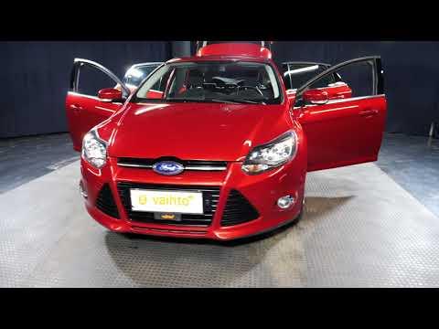 Ford FOCUS 1,0 EcoB 125 Start/Stop Titanium 5ov, Monikäyttö, Manuaali, Bensiini, BPX-590