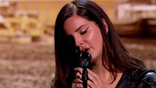 Lana Del Rey performs How To Disappear & Venice Bitch Live (Audio)