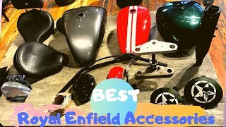 accessories for royal enfield classic 350 - मुफ्त