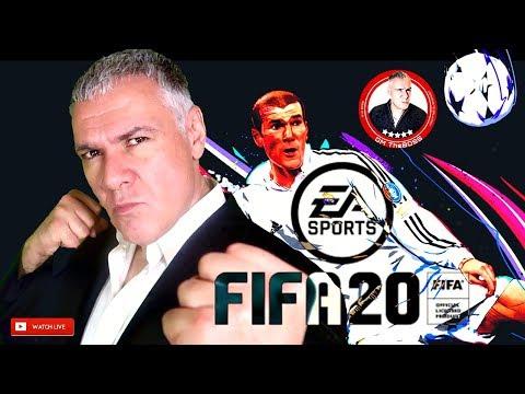Directo CRÍTICO de CHAMPIONS en FIFA 20