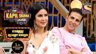 Katrina क्यों बाँधना चाहती थी Akshay को राखी? | The Kapil Sharma Show | Sitaare