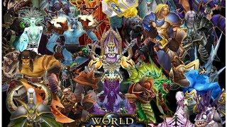 Персонажи Dota 2 vs World of Warcraft. Part І
