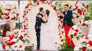 Песня невесты, сюрприз жениху, спела на церемонии,подарок