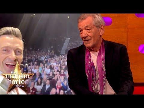 Sir Ian McKellen slaví narozeniny a už se objevuje na pamětních deskách