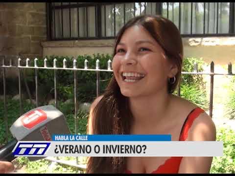 SONDEO EN JUNIN - VERANO O INVIERNO - 2019
