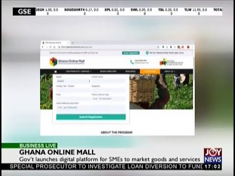 Business Summary - Business Live on JoyNews (16-10-18)