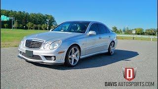 Davis AutoSports MERCEDES E63 AMG FOR SALE / LOADED / PERFECT SERVICE HISTORY