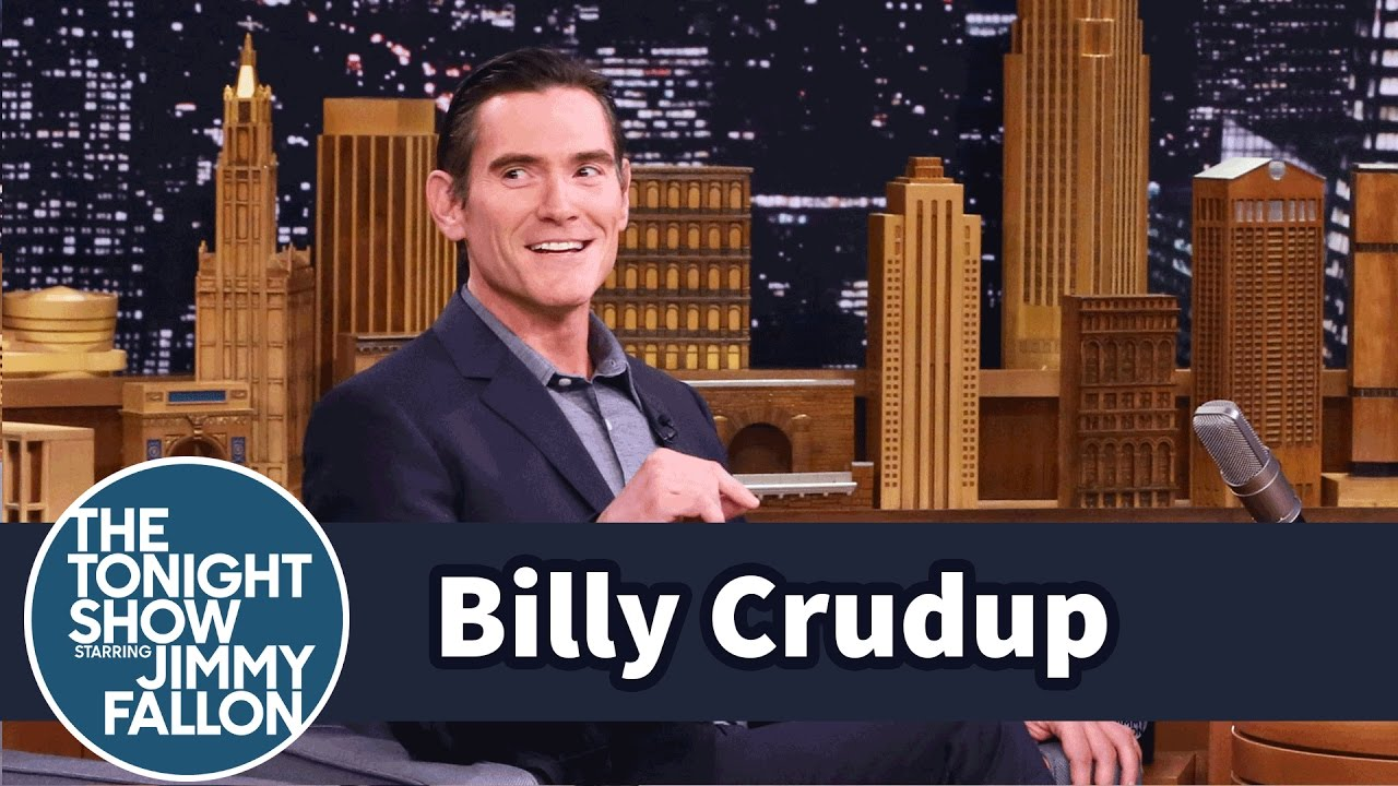 Billy Crudup's Embarrassing Celebrity Fails thumbnail