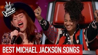 BEST MICHAEL JACKSON SONGS On The Voice | The Voice Global