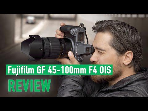 External Review Video N3t_Ae620BE for Fujifilm FUJINON GF45-100mmF4 R LM OIS WR Lens