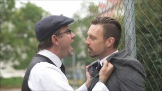 Video ARROGANT TWINS - Jimmy's first day.