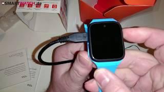 TCL Movetime Family Watch Kids MT40 Smartwatch.de - Unboxing [DEUTSCH]
