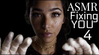 ASMR Fixing You: 5 Years Later (Gloves sounds, Mic Brushing, Scratching sounds and +)