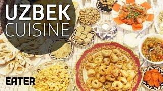 Uzbek Food Is A Delicious Mash-Up of Cultural Influences