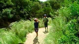 preview picture of video 'Vacaciones 2009 - Villa Larca - San Luis'