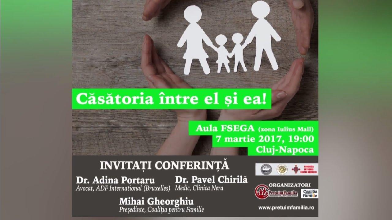 Agape şi Coaliţia pentru familie - Un referendum pentru România
