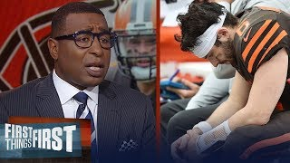 Browns' penalties prove they are immature as a football team — Cris | NFL | FIRST THINGS FIRST
