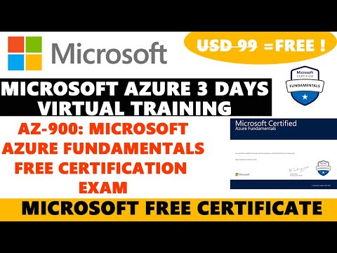Microsoft Azure Free Certification Exam   Microsoft Training Events ...
