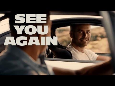 Paul Walker Tribute - See You Again   Wiz Khalifa ft. Charlie Puth