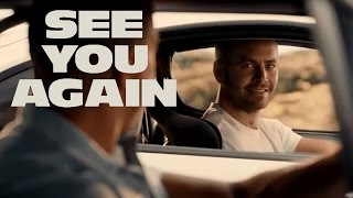 Paul Walker Tribute - See You Again | Wiz Khalifa ft. Charlie Puth